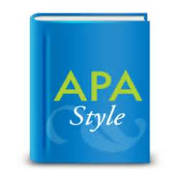 APA Style Research Paper APA Format Research Paper